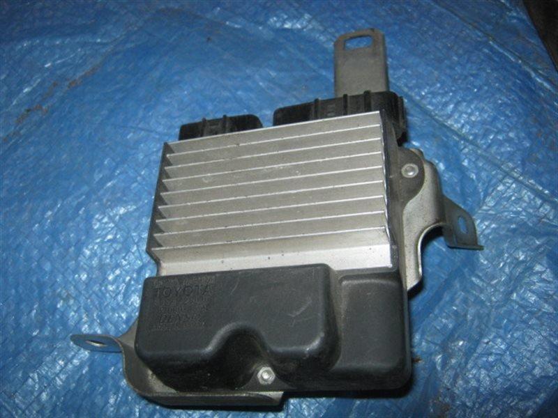 Блок управления Toyota Allion AZT240 1AZ-FSE