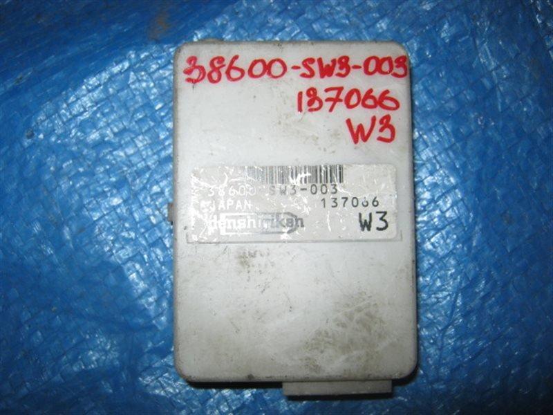 Блок управления Honda Ascot CE4 2001