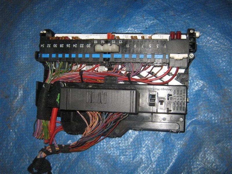 Блок предохранителей Bmw 318I E46 N42B20 2003