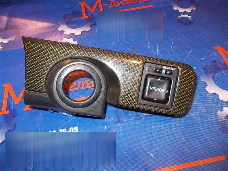 Блок управления зеркалами Toyota Chaser JZX100 1JZ-GE 1997