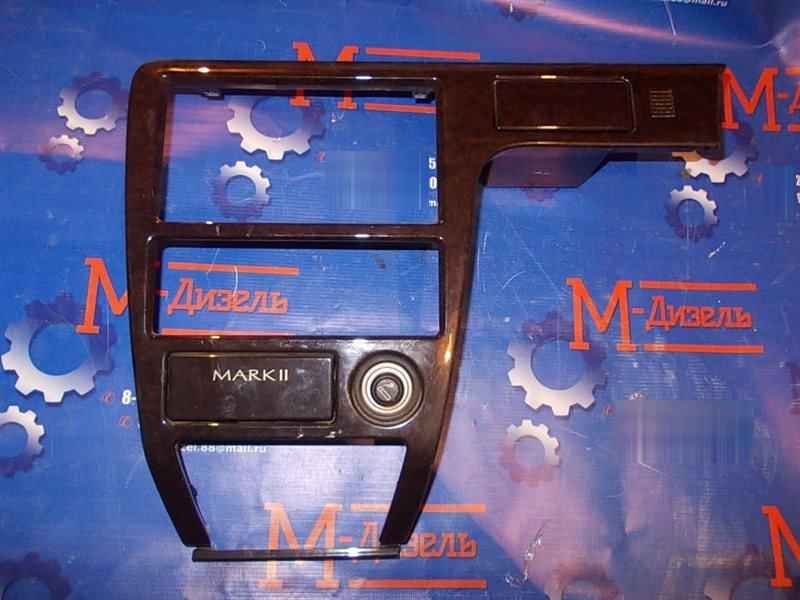 Рамка магнитофона Toyota Mark Ii LX100 2L-TE 1997