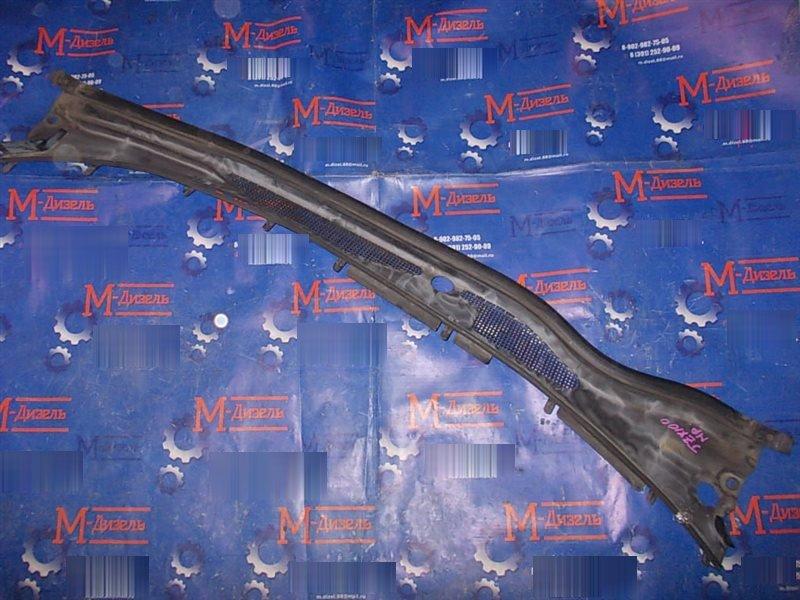 Решетка под лобовое стекло Toyota Chaser JZX100 1JZ-GE 1997
