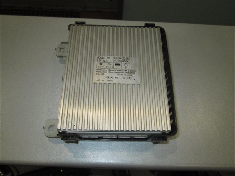 Блок управления Toyota Chaser JZX100 1JZ-GE