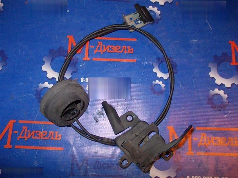 Трос капота Subaru Forester SG5 EJ20-T 2005