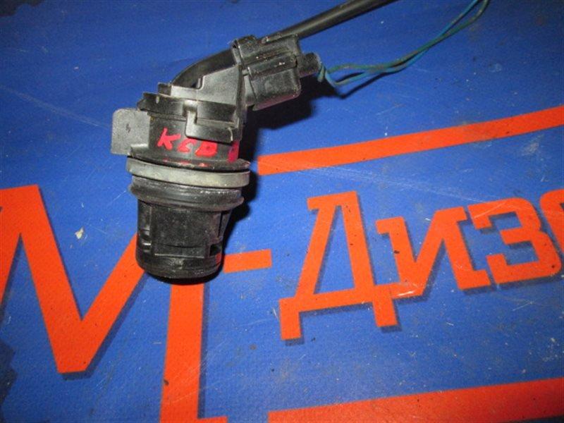 Мотор омывателя Toyota Vitz KSP90 1KR-FE 2009