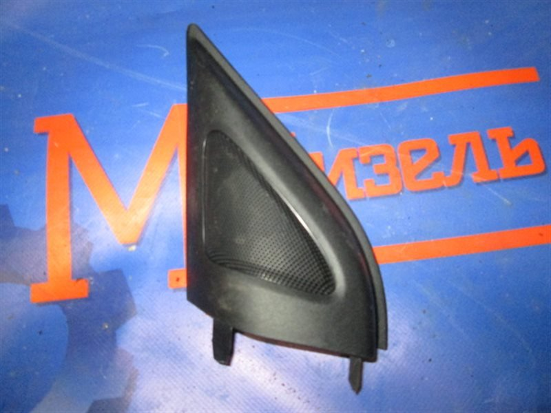 Накладка на зеркало Mitsubishi Airtrek CU4W 4G64 2003 передняя левая