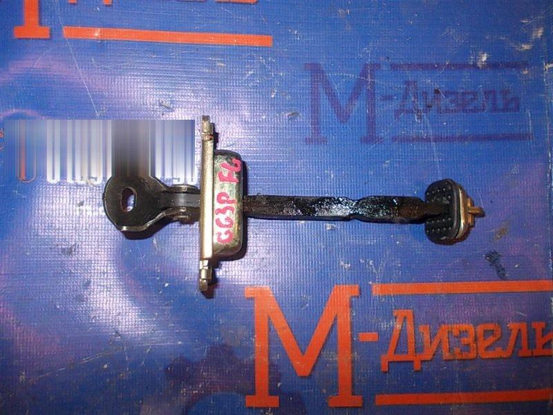 Ограничитель двери Mazda Atenza GG3P 2005 передний левый