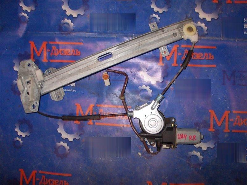 Стеклоподъемник Honda Inspire UA4 D17A задний правый