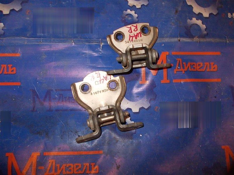 Петля дверная Honda Inspire UA4 D17A задняя правая