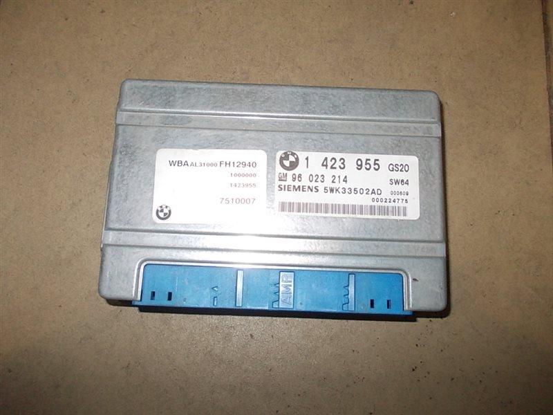 Блок управления Bmw 318I E46 N42B20 2003
