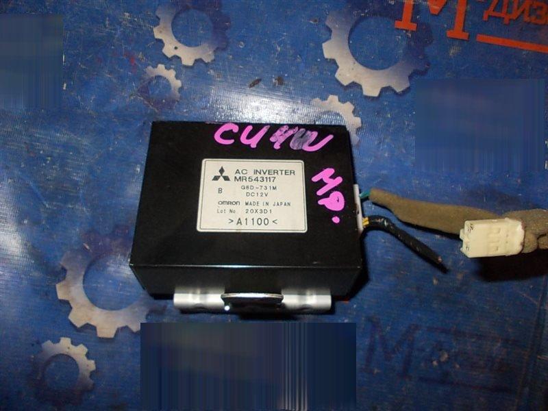 Блок управления Mitsubishi Airtrek CU4W 4G64 2003
