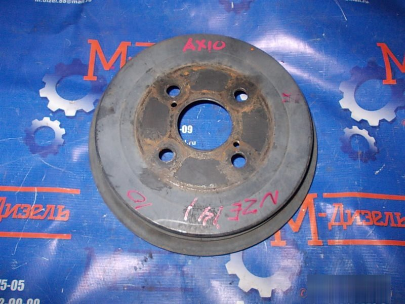 Барабан тормозной Toyota Corolla Axio NZE141 задний