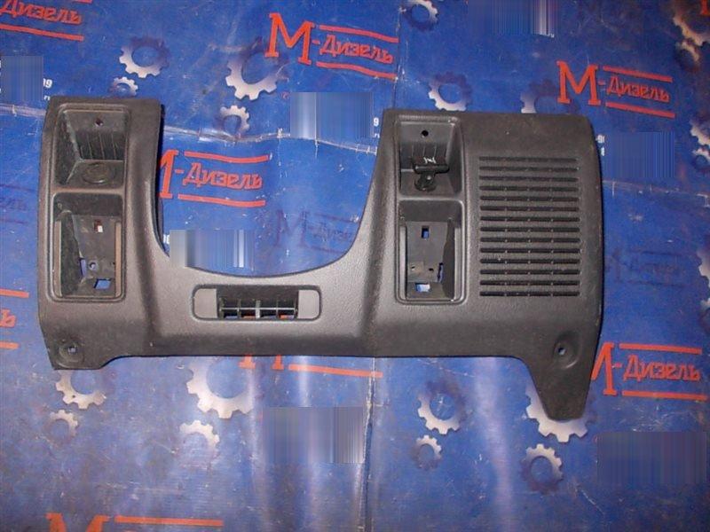 Консоль под рулевой колонокой Mitsubishi Pajero V24W 1996