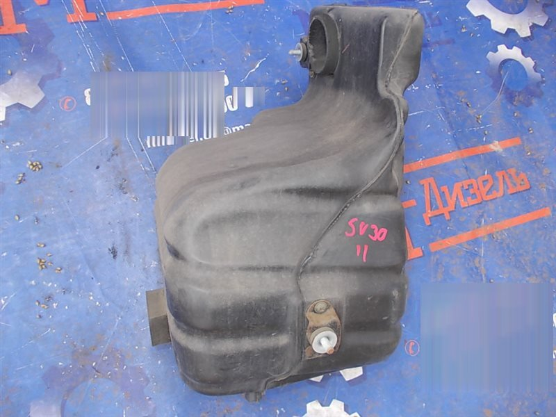 Резонатор воздушного фильтра Toyota Camry SV30 4S-FE 1993