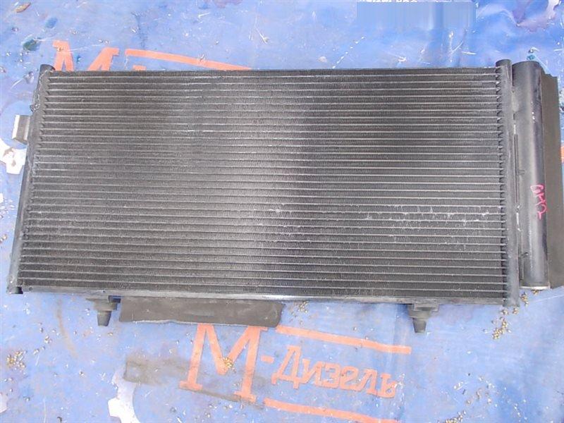 Радиатор кондиционера Subaru Impreza GH2 EL15 2007 передний правый