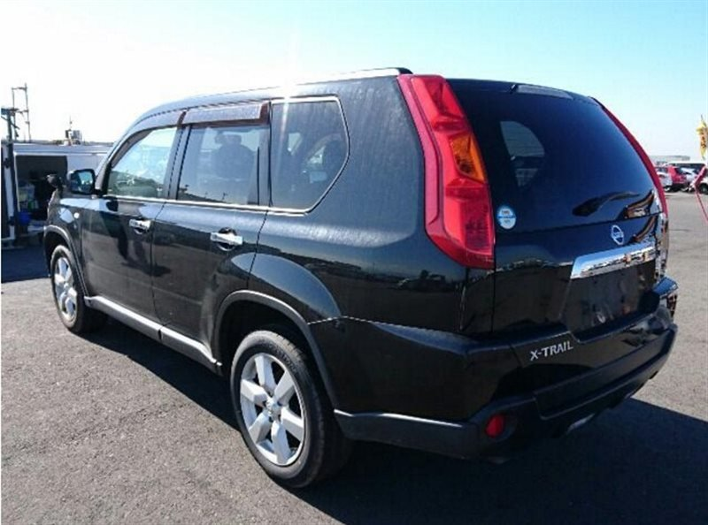 Крыша Nissan X-Trail NT31 MR20DE 2007