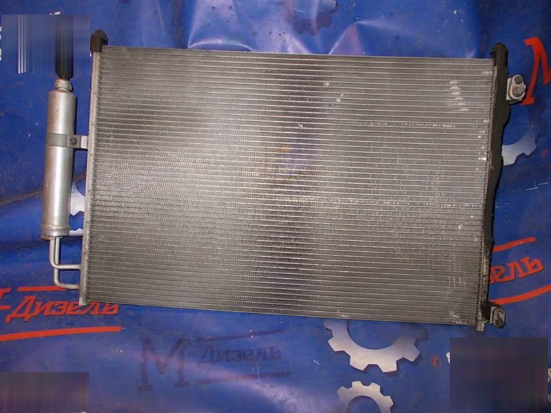 Радиатор кондиционера Nissan X-Trail NT31 MR20DE 2007