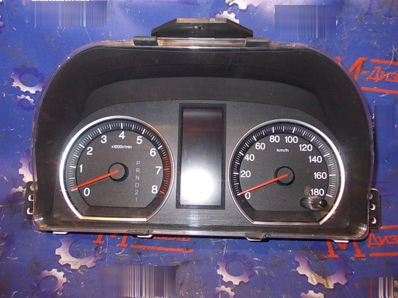Панель приборов Honda Cr-V RE4 2008