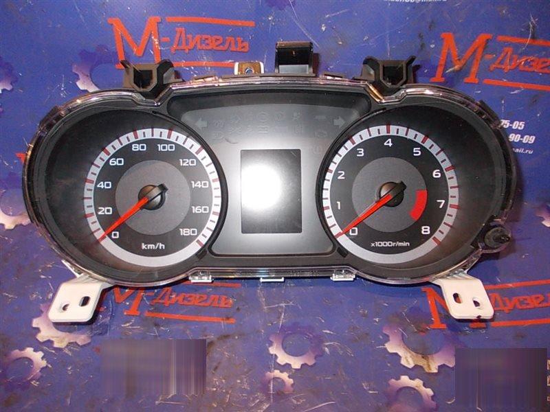 Панель приборов Mitsubishi Outlander Xl CW5W 4B12 2007