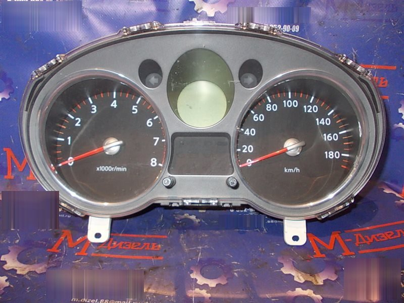 Панель приборов Nissan X-Trail NT31 MR20DE 2007