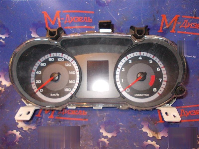 Панель приборов Mitsubishi Outlander Xl CW5W 4B12 2008