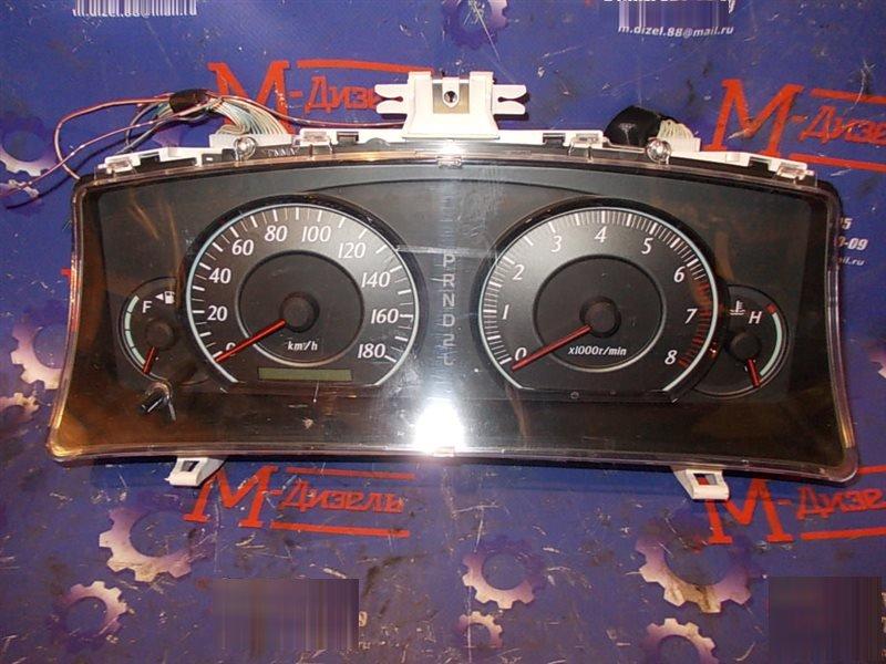 Панель приборов Toyota Corolla NZE121 1NZ-FE 2006