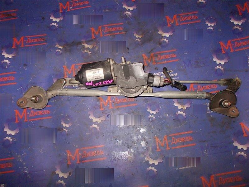 Привод дворников Toyota Avensis AZT251 2AZ-FSE 2006