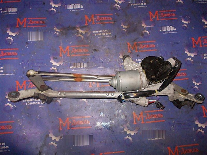 Привод дворников Honda Cr-V RE4 K24A 2008