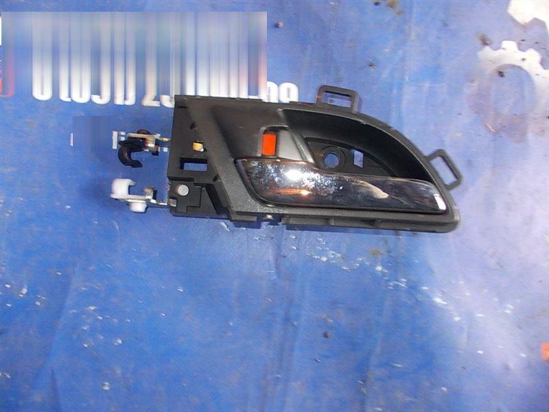 Ручка двери внутренняя Honda Cr-V RE4 K24A 2008 передняя левая