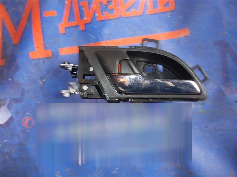 Ручка двери внутренняя Honda Cr-V RE4 K24A 2008 задняя левая