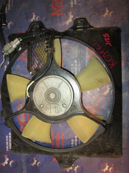 Диффузор радиатора Toyota Caldina ST215G 3S-GTE 2001
