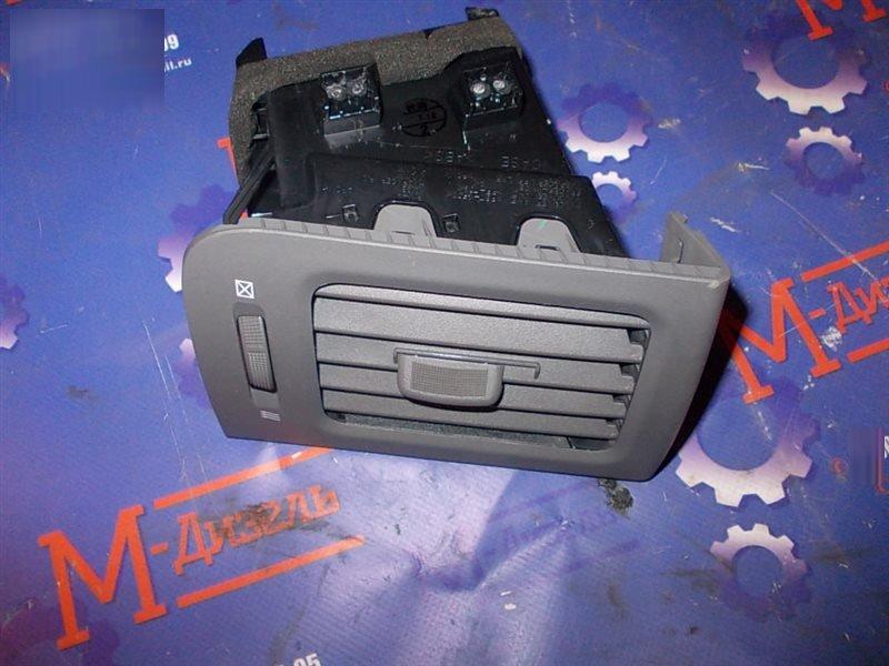 Дефлектор воздушный Nissan X-Trail NT31 MR20DE 2008