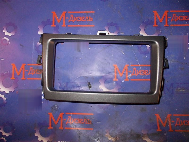 Рамка магнитофона Toyota Corolla Fielder NZE141 1NZ-FE 2008