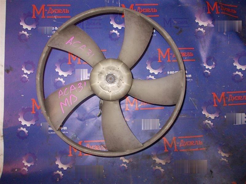 Вентилятор радиатора двигателя Toyota Rav4 ACA31W 2AZ-FE 2008