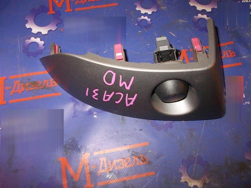 Кнопки в салон Toyota Rav4 ACA31W 2AZ-FE 2008