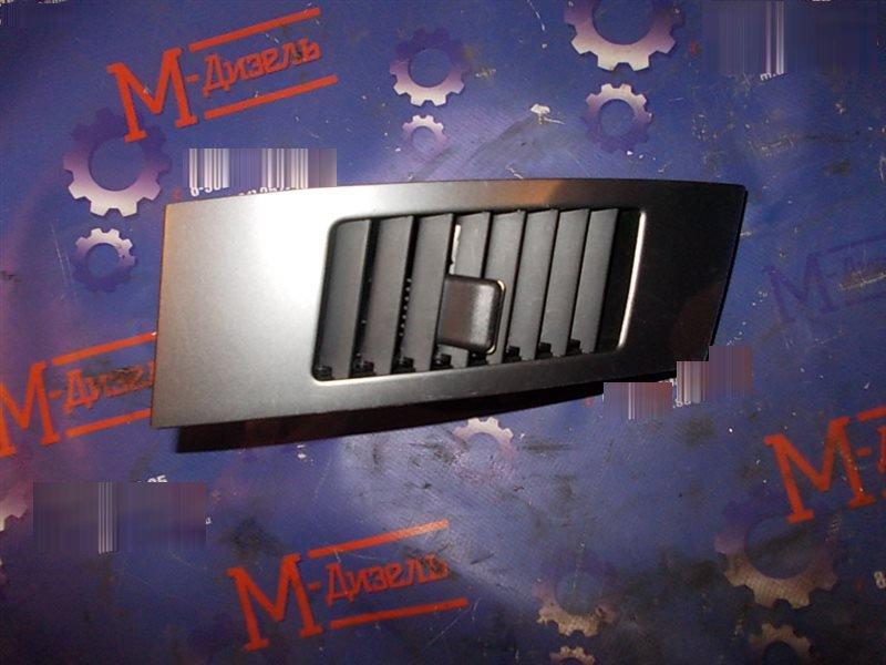 Дефлектор воздушный Mitsubishi Outlander Xl CW5W 4B12 2008 передний левый
