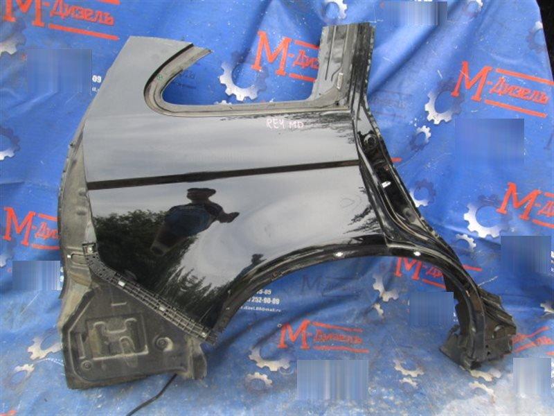 Крыло Honda Cr-V RE4 K24A 2008 заднее правое