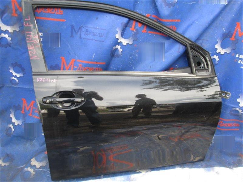 Дверь боковая Toyota Corolla Fielder NZE141 2008 передняя правая