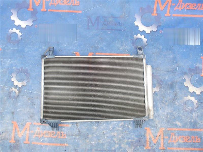 Радиатор кондиционера Toyota Vitz KSP90 1KR-FE 2008