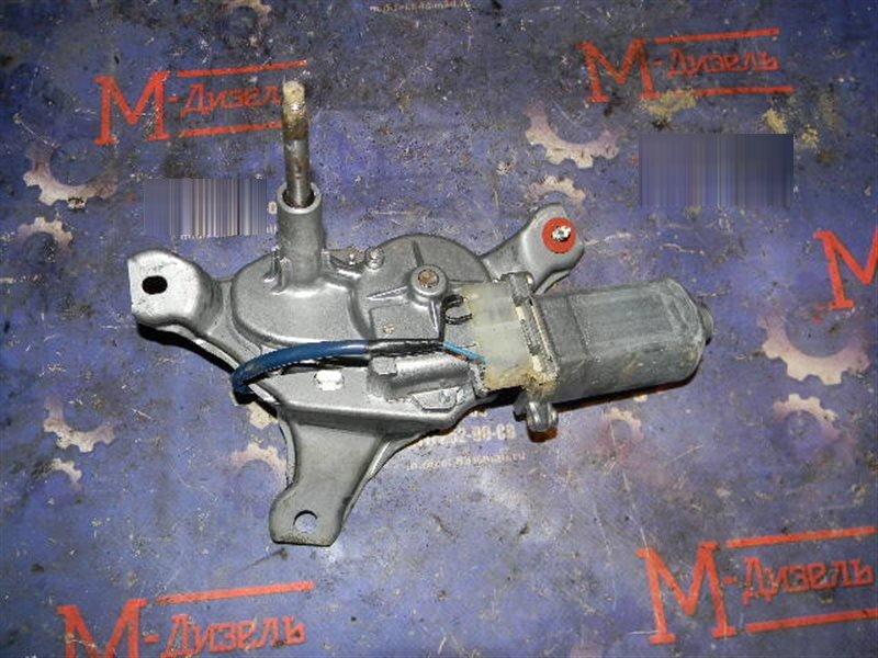 Привод дворников Toyota Vitz KSP90 1KR-FE 2008 задний