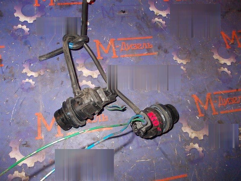 Мотор омывателя Toyota Vitz KSP90 1KR-FE 2008