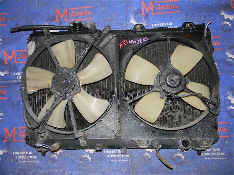 Радиатор двигателя Toyota Camry SV30 4S-FE 1993
