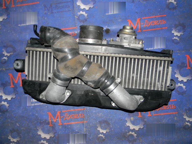 Радиатор интеркулера Subaru Forester SG5 EJ20-T 2005