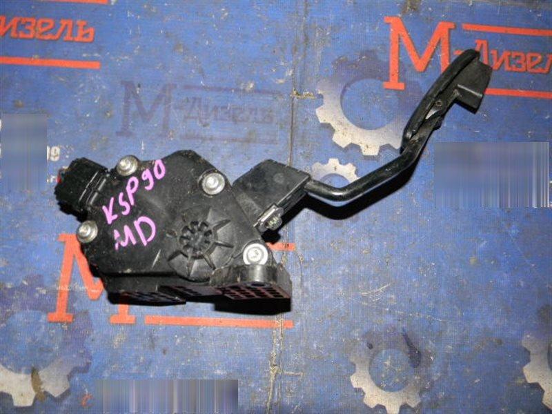 Датчик положения педали акселератора Toyota Vitz KSP90 1KR-FE 2008