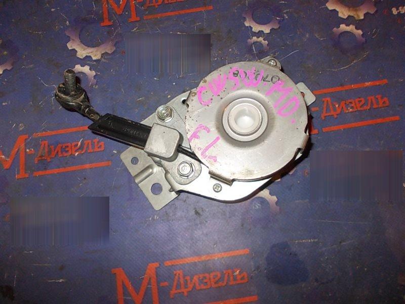 Ограничитель багажника Mitsubishi Outlander Xl CW5W 2008
