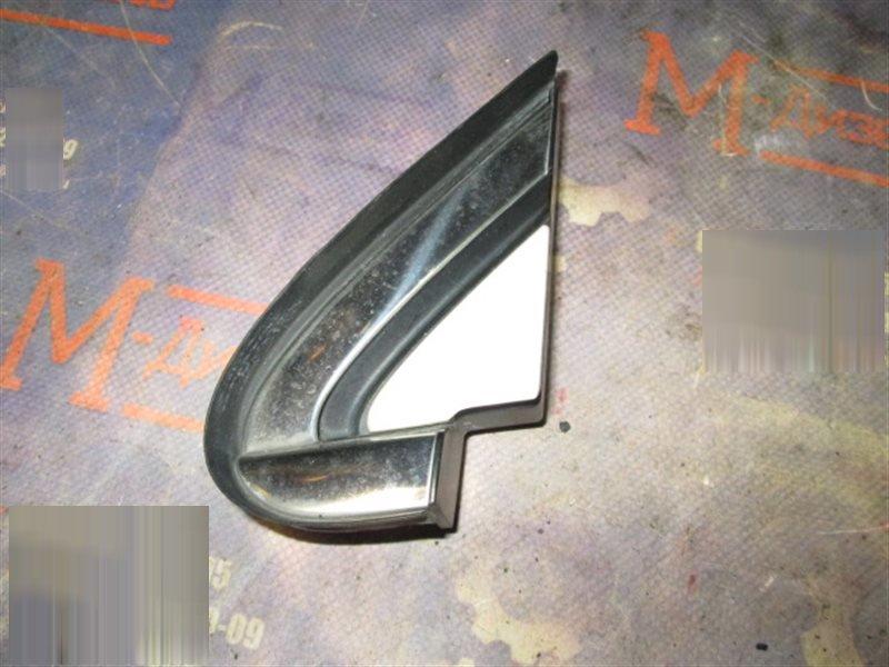 Накладка на крыло Honda Cr-V RE4 K24A 2008 передняя левая