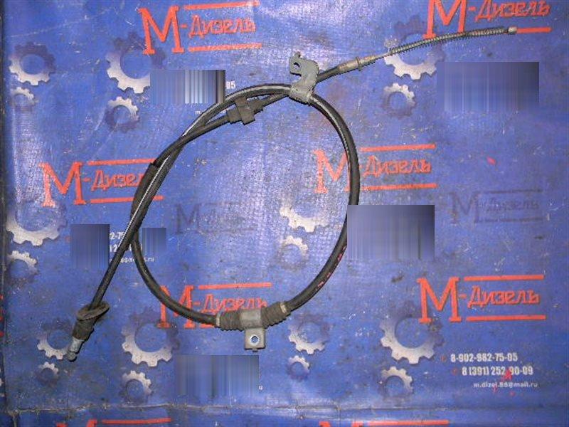 Трос ручника Mitsubishi Outlander Xl CW6W 6B31 2008 задний левый