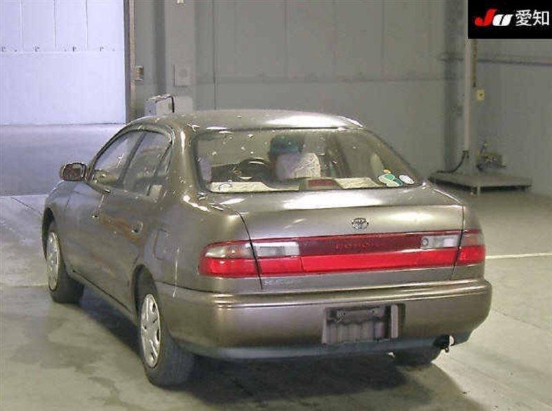 Стекло заднее Toyota Corona ST190 4S-FE 1992
