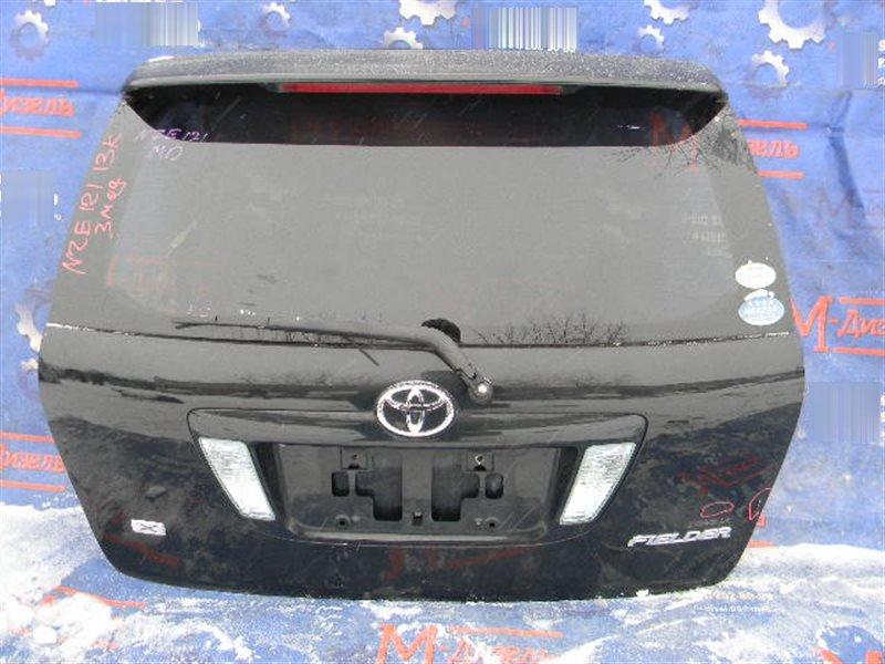 Дверь 5я Toyota Corolla Fielder NZE121 1NZ-FE 2006
