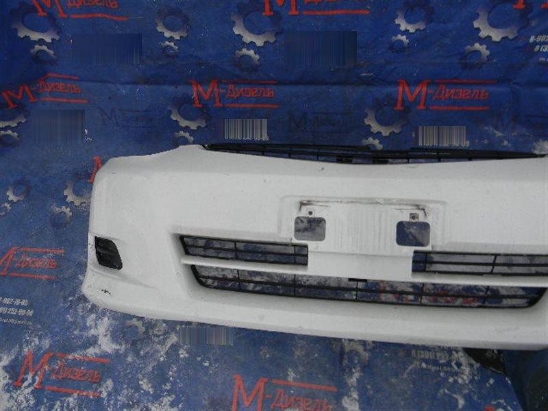 Бампер Toyota Wish ZNE10G 1ZZ-FE 2007 передний